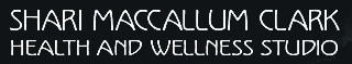 Shari MacCallum Clark Health and Wellness Studio Logo