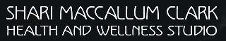 Shari MacCallum Clark Health and Wellness Studio Logo